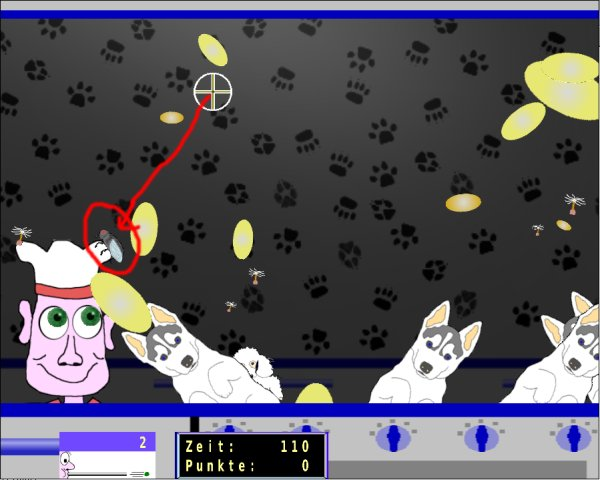Screenshot egg-O-shOOter